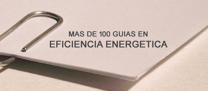 guias en eficiencia energetica