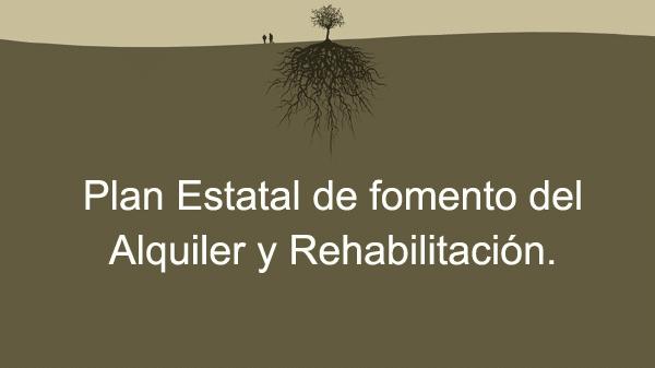 alquiler y rehabilitacion