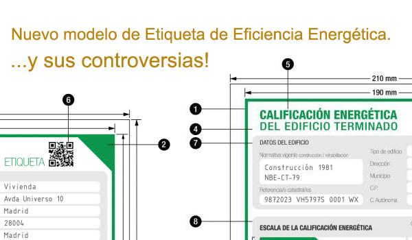 modelo etiqueta de eficiencia energetica