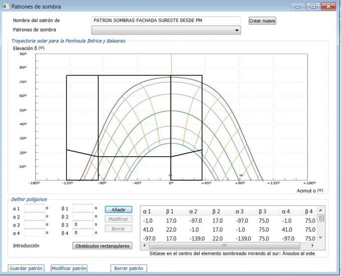 26 680x551 Cálculo del patrón de sombra en la fachada de un balcón