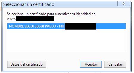 catastro firma certificado