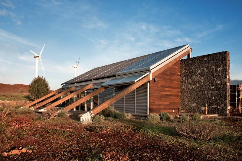 Arquitectura bioclim tica principios esenciales for Construccion de casas bioclimaticas