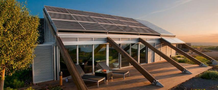 vivienda tradicional sostenible