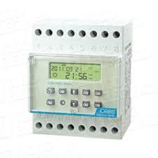 control horario iluminacion