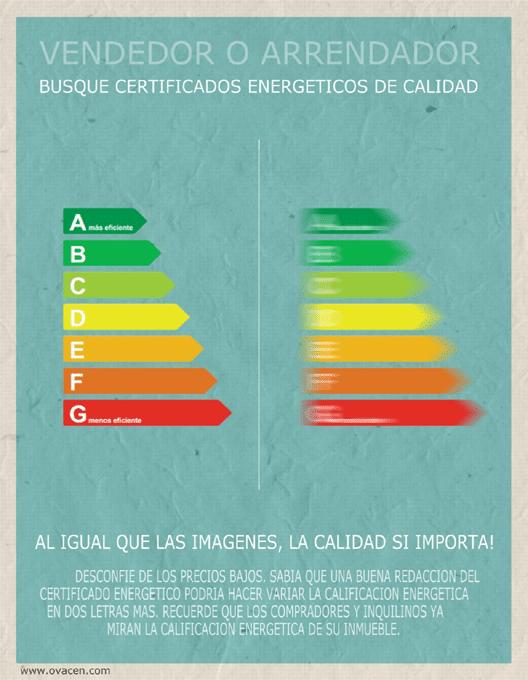 infografia certificados energeticos