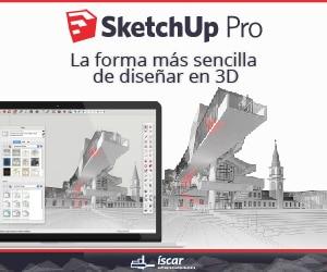 arquitectura con sketchup