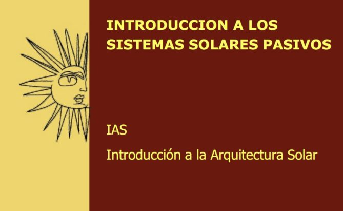 introduccion sistemas solares