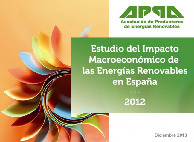 energias renovables espana