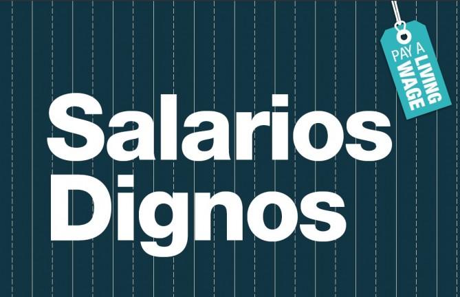 salarios dignos