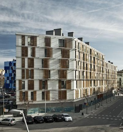 viviendas sostenibles barcelona