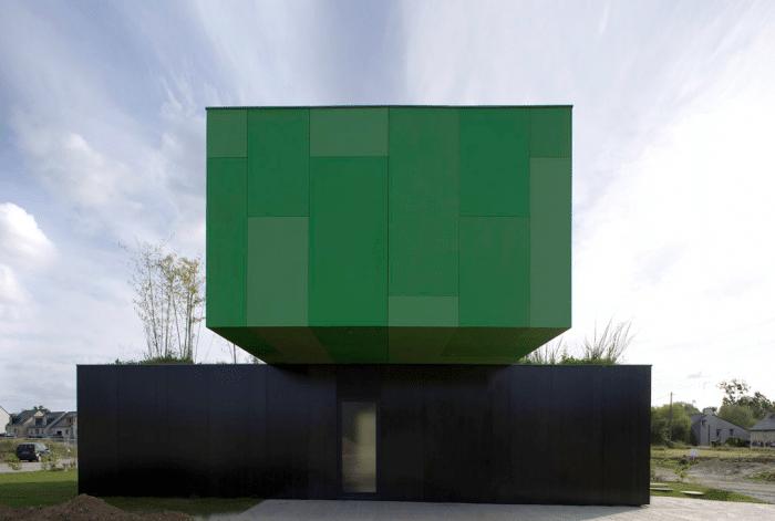La arquitectura con contenedores an lisis ventajas y - Precio casa container ...