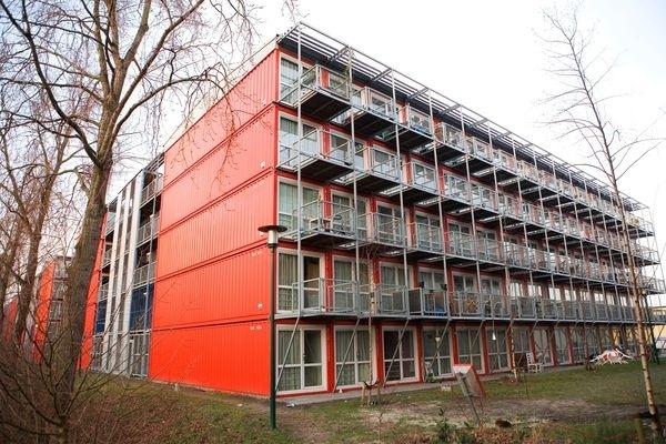 La arquitectura con contenedores an lisis ventajas y for Arquitectura holandesa