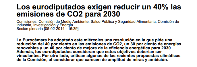 emisiones de co2 europa