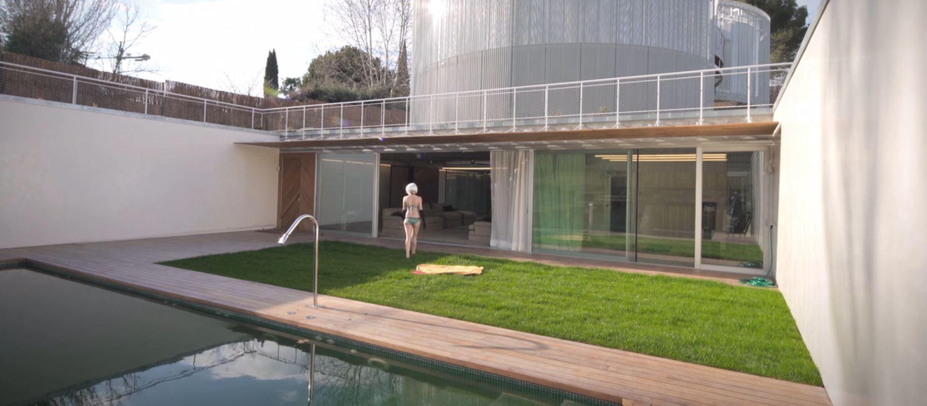 Dise o bioclim tico en las fachadas de las viviendas for Frentes de viviendas