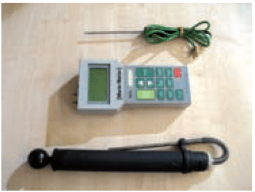 analizador de gases de combustion