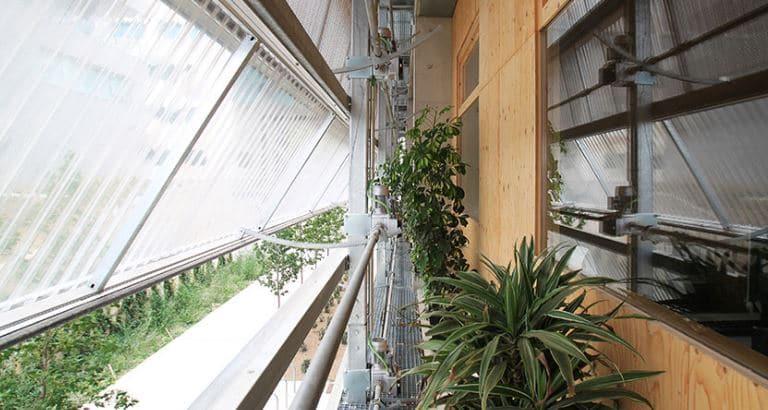creación de fachadas bioclimaticas
