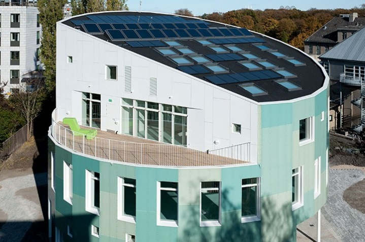 green lighthouse con certificacion leed gold