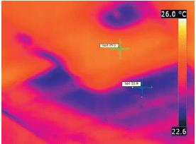 imagen infrarroja