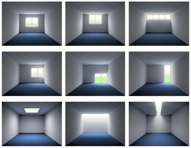 como afecta la iluminacion