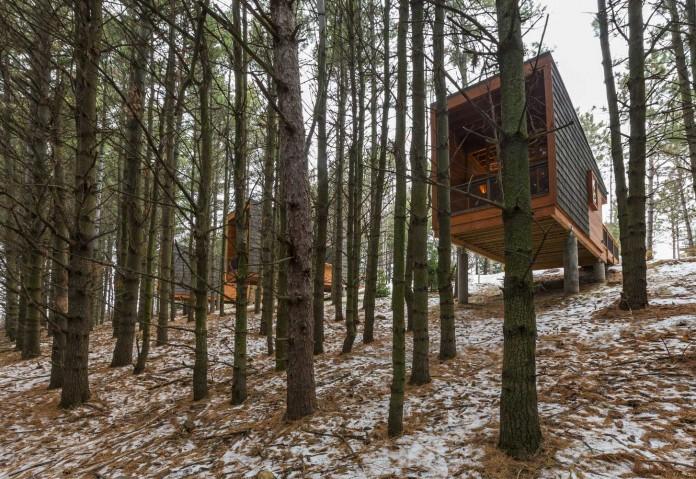 construcciones casas madera