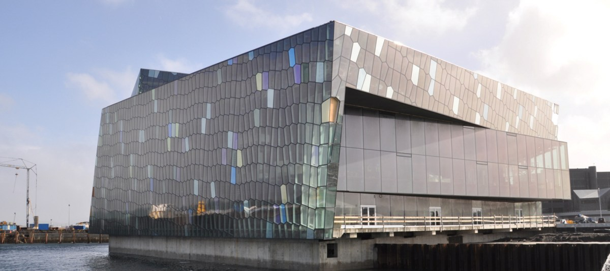 Harpa Concert & Conference Centre - Henning Larsen architects