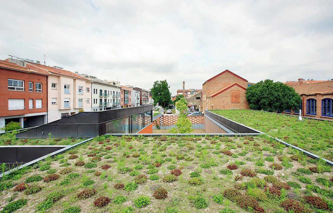 jardines en cubiertas