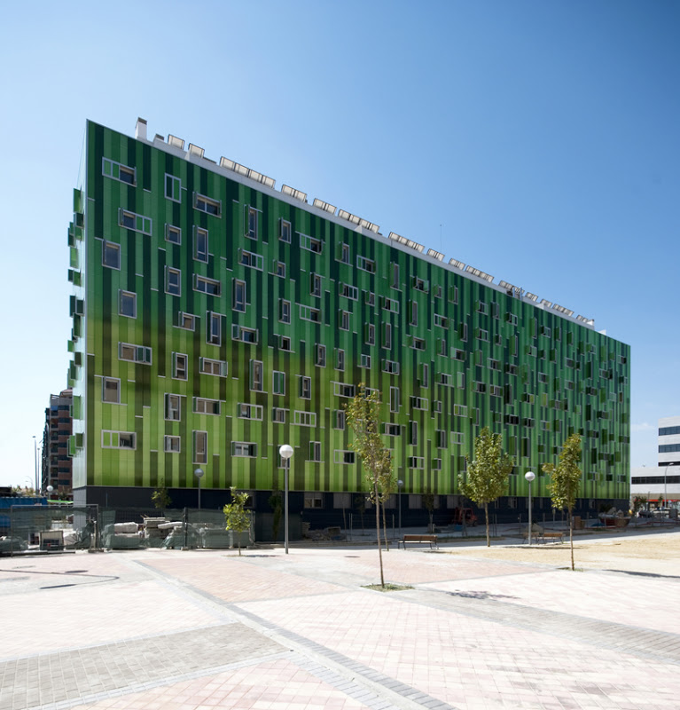 el plastico en arquitectura