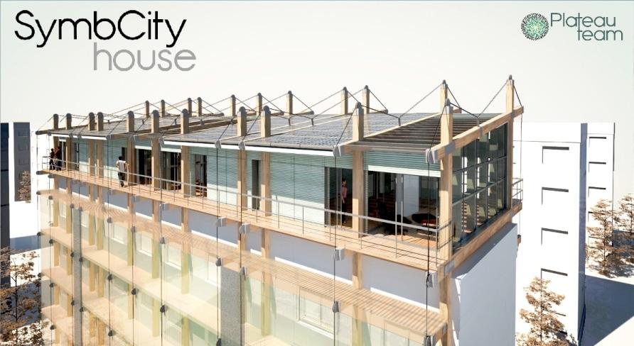 proyecto symbCity house