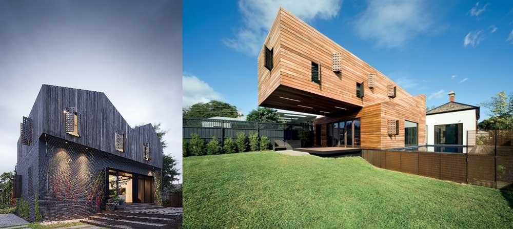 La madera en arquitectura y construcci n m s de 50 manuales for Construcciones modernas