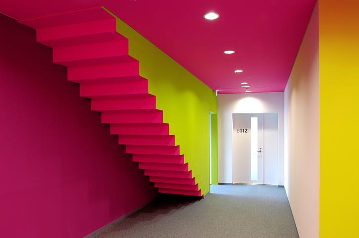 C mo afecta el color en la arquitectura - El color en la arquitectura ...