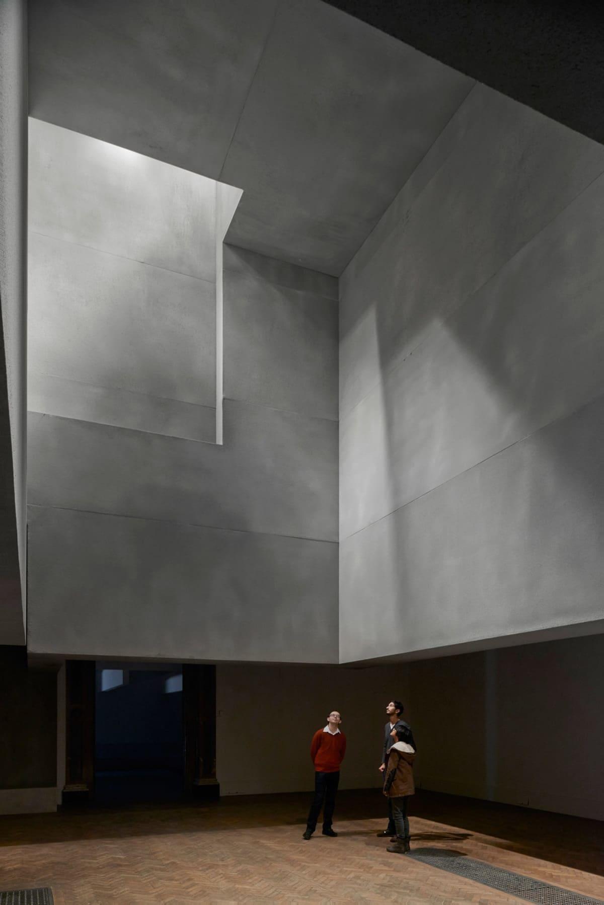 la luz y la arquitectura