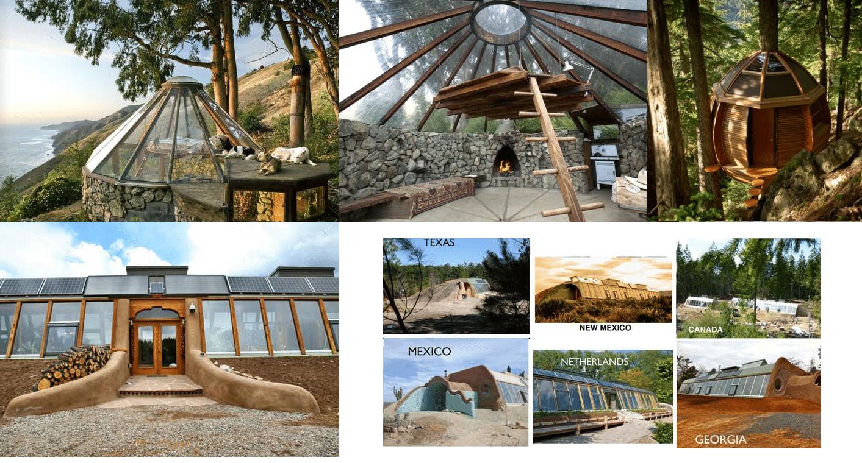 casas con materiales de la zona