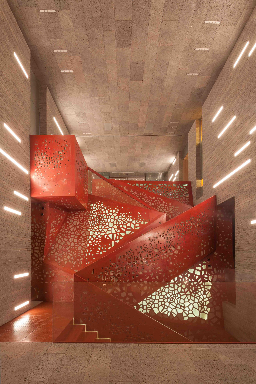 arquitectura de cobre Arquitectura. Las escaleras que nunca construiré