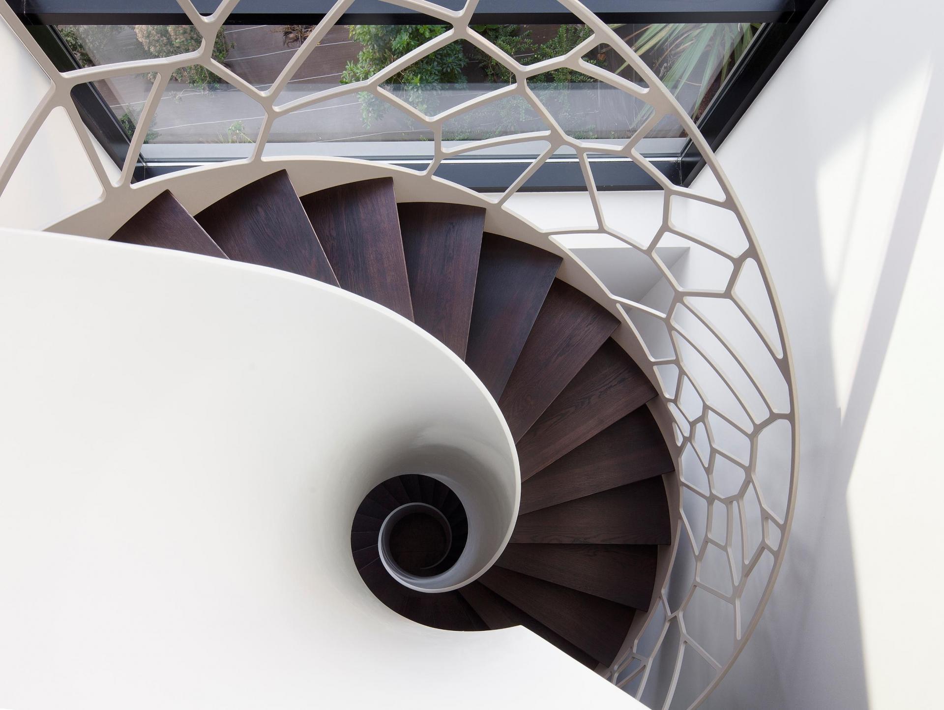 escalera caracol Arquitectura. Las escaleras que nunca construiré