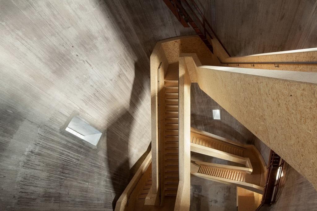 escalera imposible Arquitectura. Las escaleras que nunca construiré