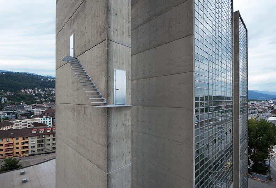 escalera sin salida Arquitectura. Las escaleras que nunca construiré