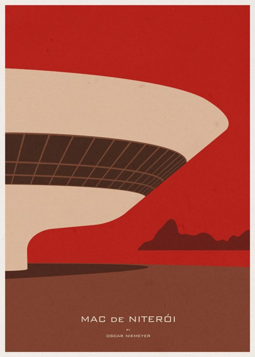 oscar niemeyer andre chiote