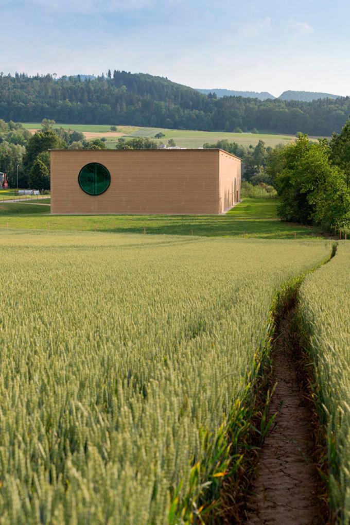 ricola arquitectura sostenible