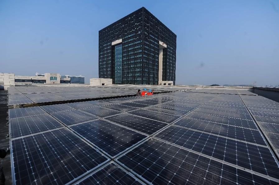 arquitectura con paneles solares El spray que cambiará el concepto de energía en la arquitectura