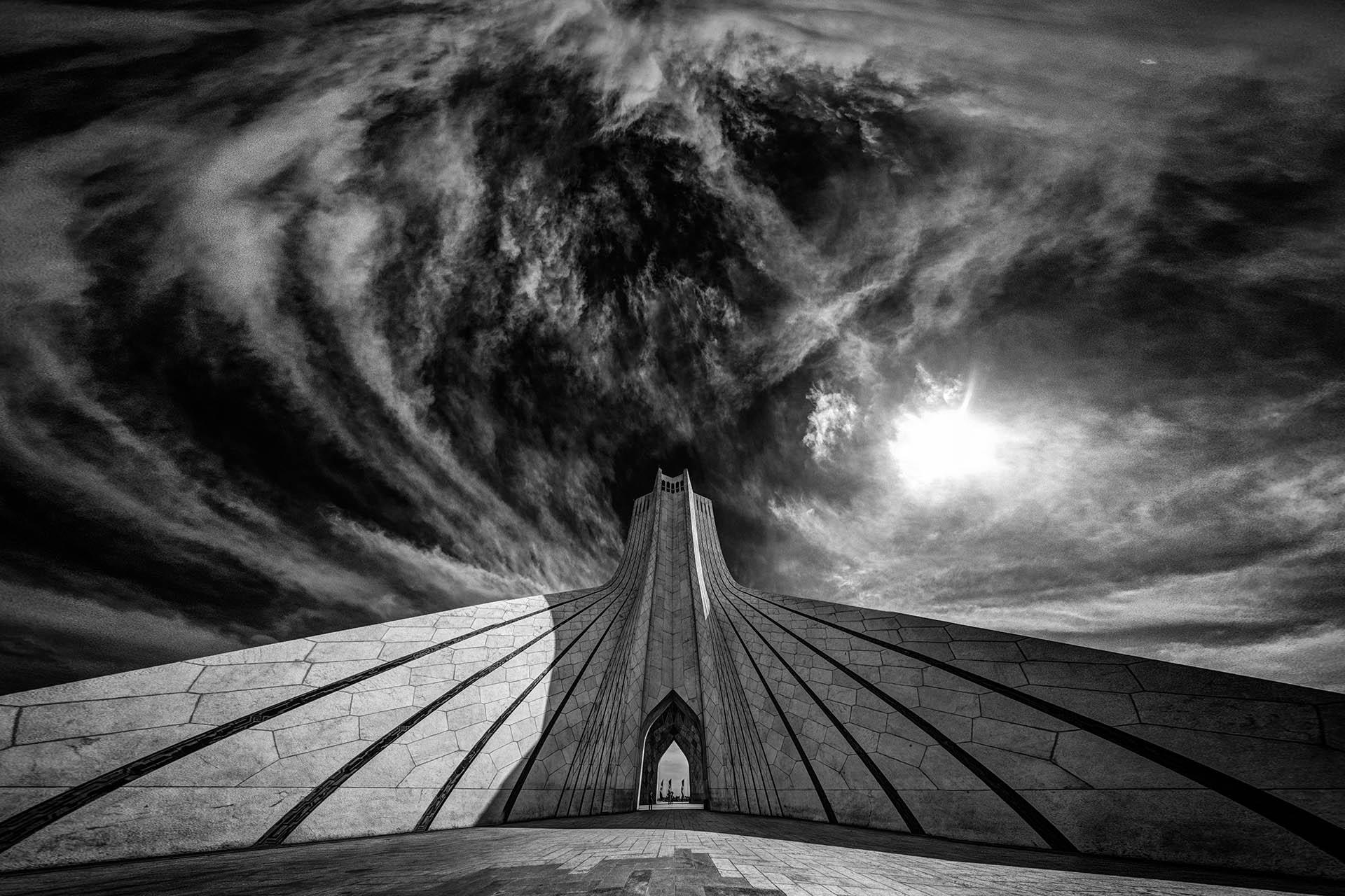 azadi-torre arquitectura