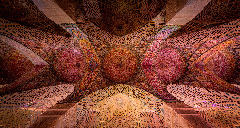 colores simetricos