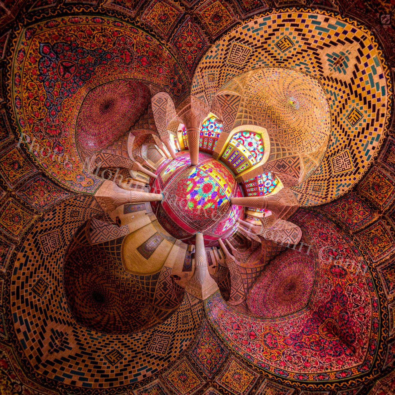 mezquita perfecta en arquitectura