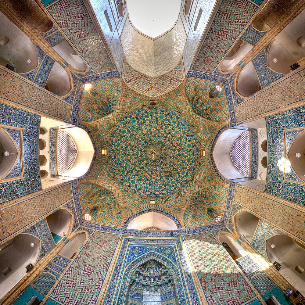 mezquita vision perfecta