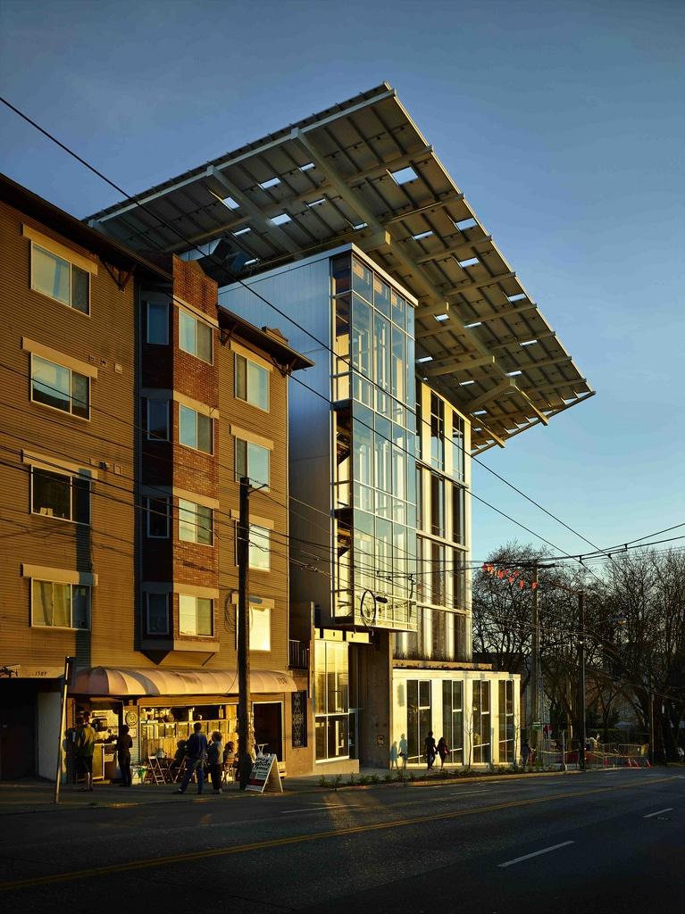 sostenibilidad y eficiencia en oficinas