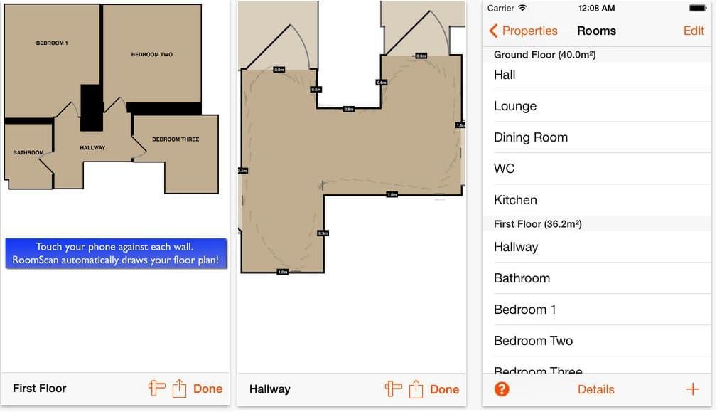 app para arquitectura moviles