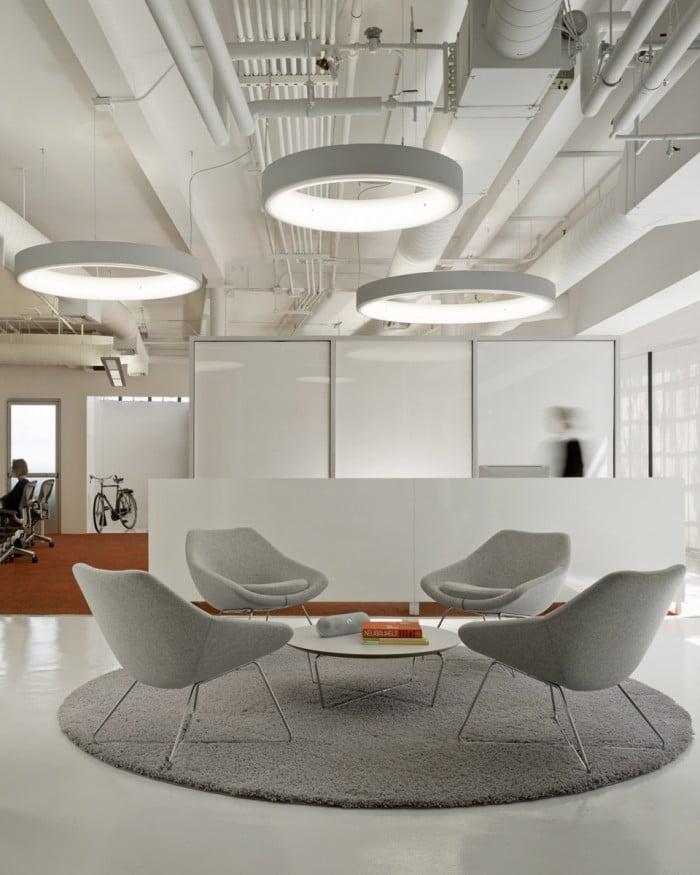 20 Fresh And Cool Home Office Ideas: Los 10 Diseños De Oficinas Más Cool