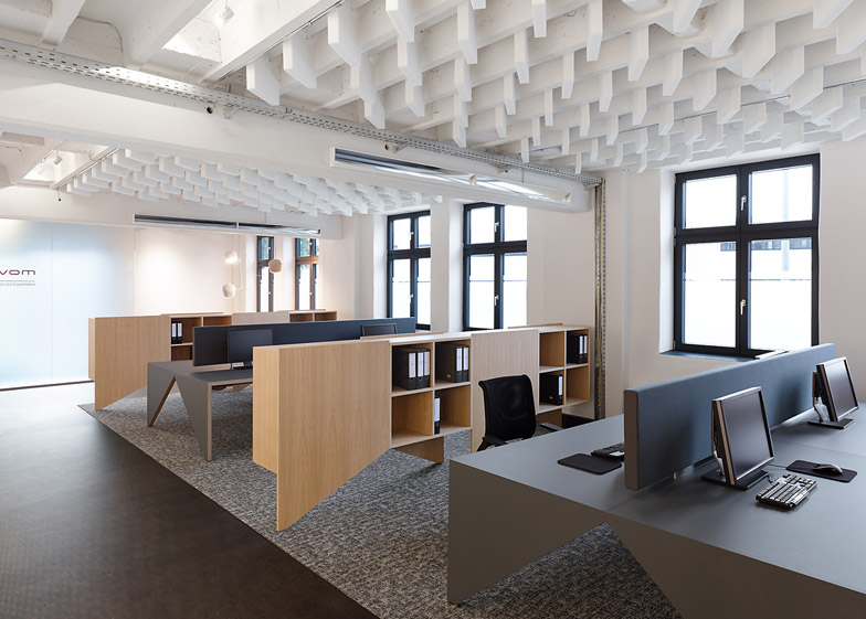 Los 10 dise os de oficinas m s cool for Interior design bielefeld