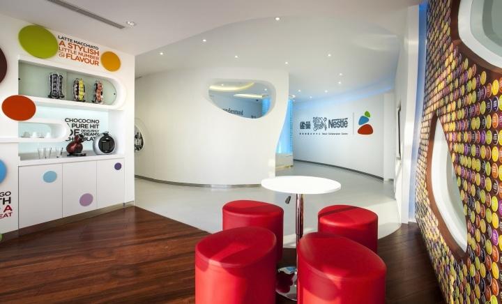 oficina Nestle en china