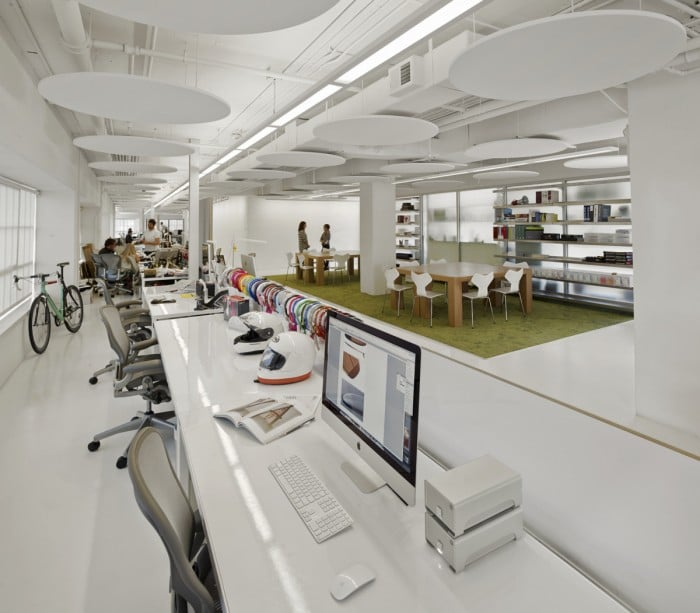 Los 10 dise os de oficinas m s cool for Muebles oficina df