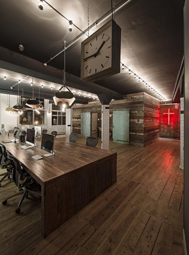 Los 10 dise os de oficinas m s cool for Diseno de oficinas administrativas
